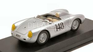 Porsche 550RS #148 Gran San Bernardo 1957