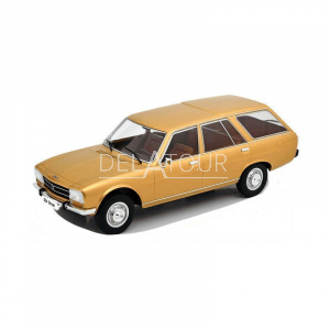 Peugeot 504 Break 1976 Gold Colored