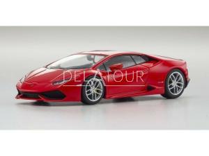 Lamborghini Huracan LP610-4 2014 Red Metallic