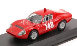 Fiat 1300 OT Abarth #148 Swiss Mountain GP 1967