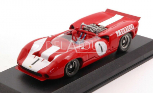 Lola T70 MKII Spider #1 Guard Trophy 1966