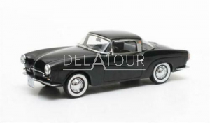 Volkswagen Rometsch Lawrence Coupe 1959 Black