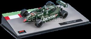 Tyrell 011 #3 Michele Alboreto Season 1982