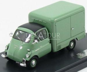 Iso Isettacarro Furgone 1957 Green