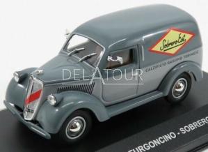 Lancia Ardea 800 Furgoncino Van 1948 Grey
