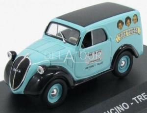Fiat 500A Furgoncino Van Tre Teste 1948 Blue
