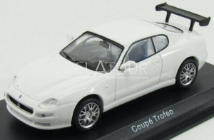 Maserati Coupe Trofeo 2003 White