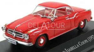 Borgward Isabella Coupe 1957 Red