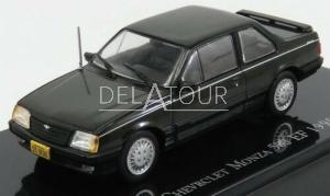 Chevrolet Monza 500EF 1990 Black