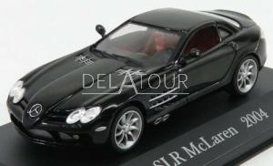 Mercedes-Benz SRL McLaren C199 2004 Black
