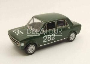 Fiat 128 #282 Rally Trento 1969