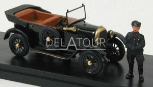 Fiat 201 Moschettiere Del Duce 1925 Black