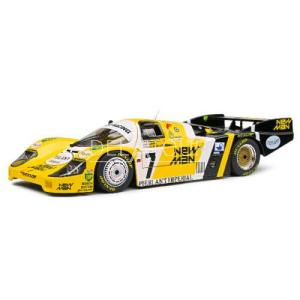 Porsche 956L #7 Winner 24H LeMans 1984