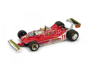 Ferrari 312T4 #11 Winner Italian GP 1979