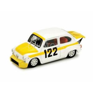 Fiat 600 Abarth 850TC #122 Coppa Collina 1969