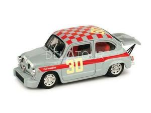 Fiat 600 Abarth 1000 #30 4H Di Monza 1966