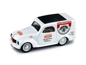 Fiat 500C Van Fioravanti 1950 White