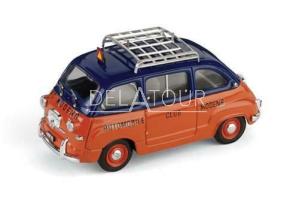 Fiat 600 Multipla Automobil Club Modena 1956
