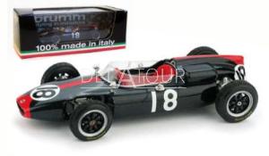 Cooper T53 #18 J. Surtees German GP 1961