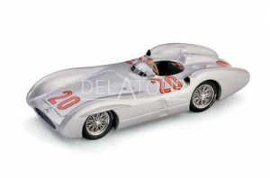 Mercedes-Benz W196C #20 K. Kling French GP 1954