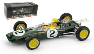 Lotus 25 #2 T.Taylor 1963 Belgium GP
