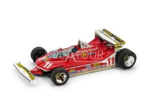 Ferrari 312T4 #11 J. Scheckter Winner French 1979