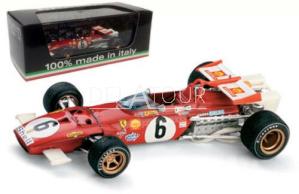 Ferrari 312B #6 I. Giunti Italien GP 1970