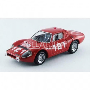 Abarth OT1300 #121 Tour de Corse 1965