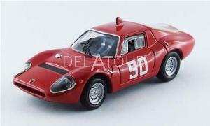 Abarth OT1300 #90 Mugello 1967
