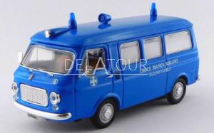 Fiat 238 Ambulanza Milano 1970
