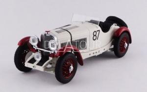 Mercedes SSKL Spider #87 Winner Mille Miglia 1931
