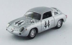 Fiat Abarth 700 #44 1000km Paris 1961