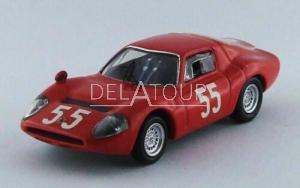 Fiat Abarth OT1300 Coupe #55 Monza 1966