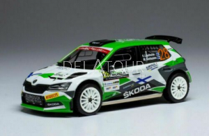 Skoda Fabia R5 Evo #28 Rally Monza 2020