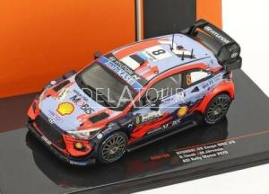 Hyundai i20 WRC #8 Rally Monza 2020