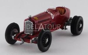 Alfa Romeo F1 P3 Tipo B #8 A. Varzi Berceto 1934