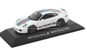 Porsche 991 Carrera S Martini Racing 2015 White