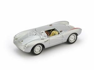 Porsche 550RS 1954 Silver
