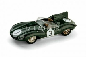 Jaguar D-Type #3 1956 24H LeMans
