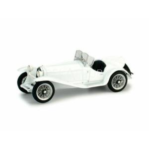 Alfa Romeo 2300 Spider 1931 White
