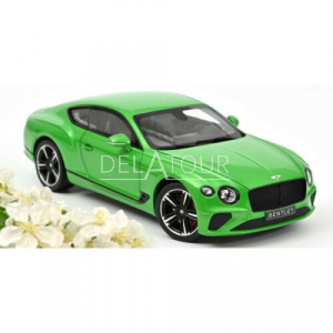 Bentley Continental GT 2018 Apple Green