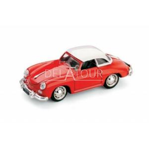 Porsche 356B Hard Top 1952 Red/White