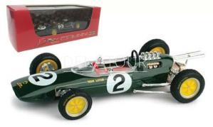 Lotus 25 #2 T. Taylor Belgium GP 1963