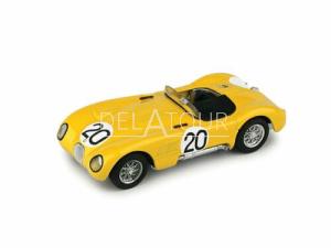 Jaguar C-Type #20 24H LeMans 1953