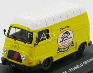Renault Estafette Van Pennelli Cinghiale 1974