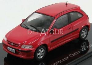 Chevrolet Celta 1.0 2000 Red