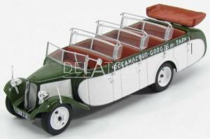 Citroen Type 23U Autobus 1947 Green/ White