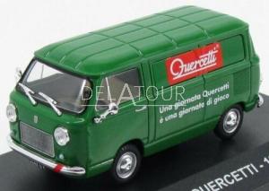 Fiat 850T Van Quercetti  1975 Green