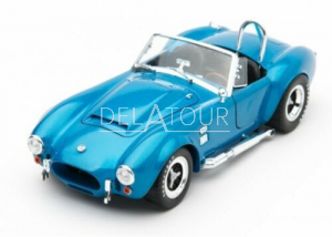 Ford Shelby Cobra 427 S/C Spider 1962 Blue