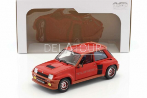 Renault R5 Turbo 1981 Red